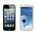 iPhone 5 и Galaxy S III