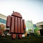 Новую версию платформы Google Android назовут Kit Kat