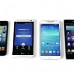 Доля смартфонов в России приблизилась к 39%