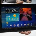 Компания Samsung ведет работу над AMOLED-планшетами на 8 и 10 дюймов