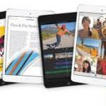 Начались жалобы на Retina дисплеи iPadmini 2