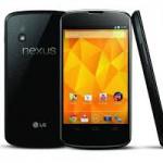 В точном соответствии с имеющимся графиком на реализацию поступили смартфон Nexus 4 и планшет Nexus 10