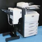 Новые цветные принтеры и МФУ были продемонстрированы KYOCERA