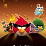 Игра Angry Birds для iPhone и iPad получила обновление в виде 15 новых уровней