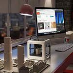 Проект 3D-принтера The Micro стоимостью 300 долларов запущен на На Kickstarter