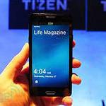 В мае состоится дебют на территории России первого смартфона Samsung на Tizen