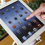 Сегодня Apple в значительной степени зависит от компании Samsung, которая является главным поставщиком дисплеев для iPad