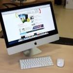 Apple представила новый 21,5-дюймовый iMac начального уровня