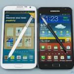 Скоро новые планшеты Samsung GALAXY Note получат обновленную ОС