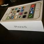 На листке-вкладыше из коробки iPhone 6 указана конкретная дата презентации