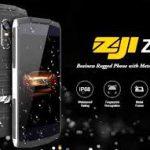 Новые водостойкие смартфоны от ZOJI