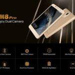 Смартфон Leagoo M8 Pro  — первый с двойной камерой