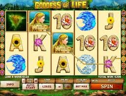 автомат Goddess Of Life